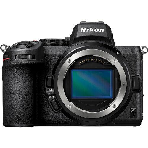 Nikon Z5 - CORPO - 2 Anni di Garanzia in Italia - SPEDIZIONE IMMEDIATA