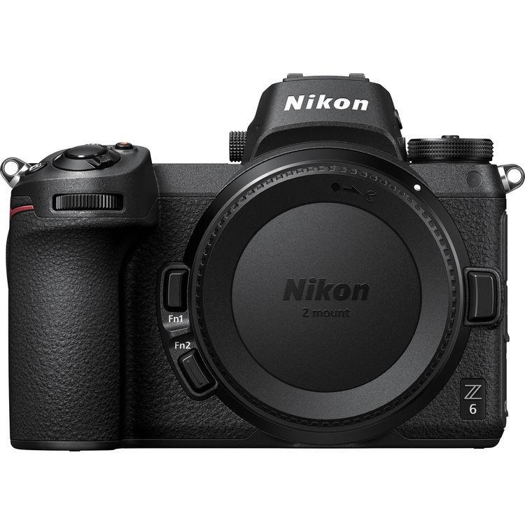 Nikon Z6 - Solo Corpo - 4 Anni di Garanzia in Italia