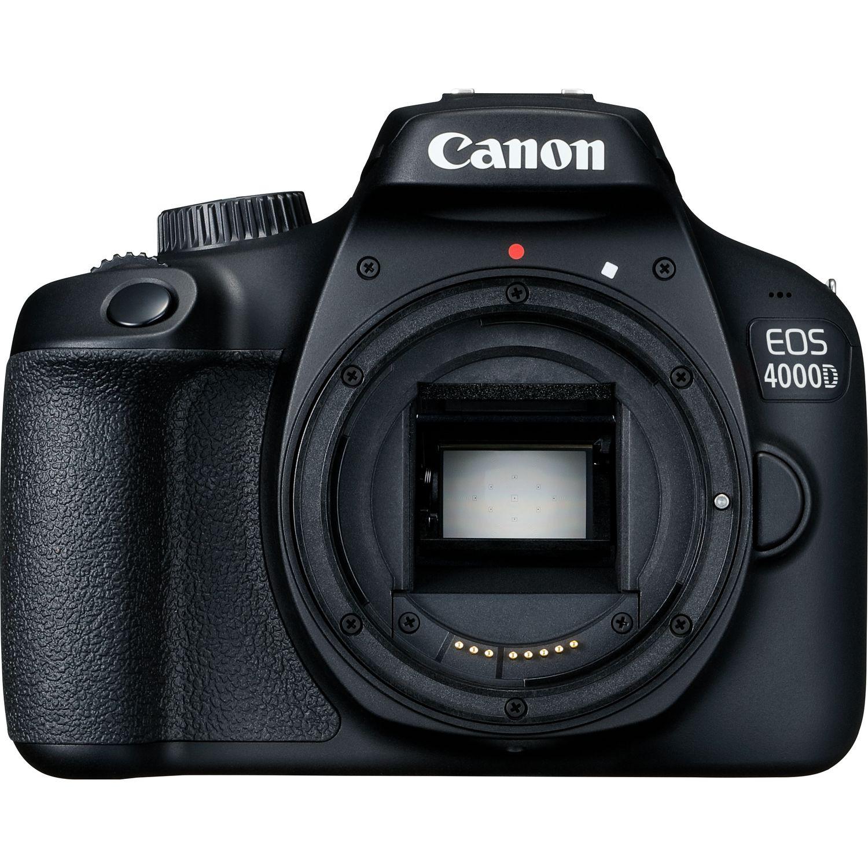 Canon EOS 4000D Corpo - 4 ANNI DI GARANZIA IN ITALIA
