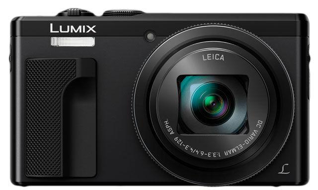 Panasonic Lumix DMC-TZ80 - Nera - 2 Anni Di Garanzia