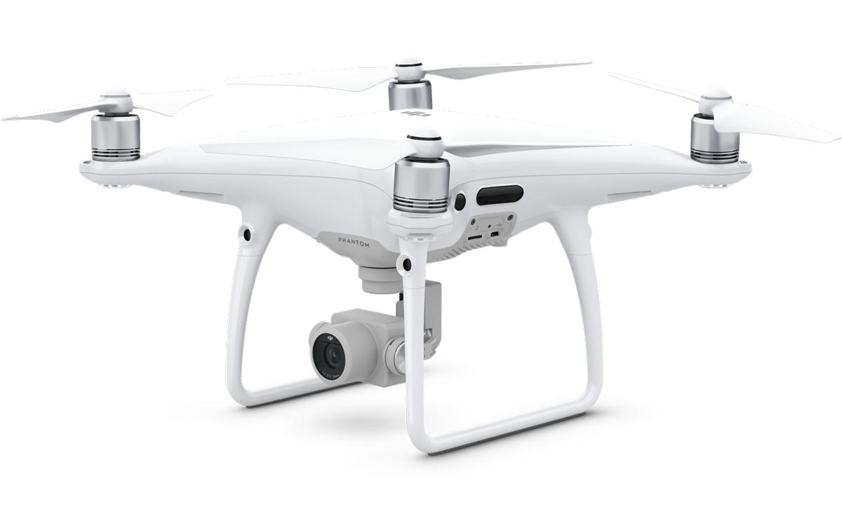 DJI Phantom 4 PRO+ - Drone + Camera Gimbal 4K a 3 Assi