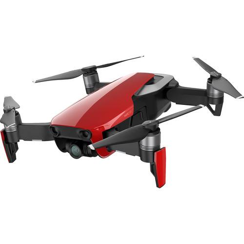 DJI MAVIC AIR RED FLAME FLY MORE COMBO - DRONE QUADRICOTTERO GIMBAL 4K