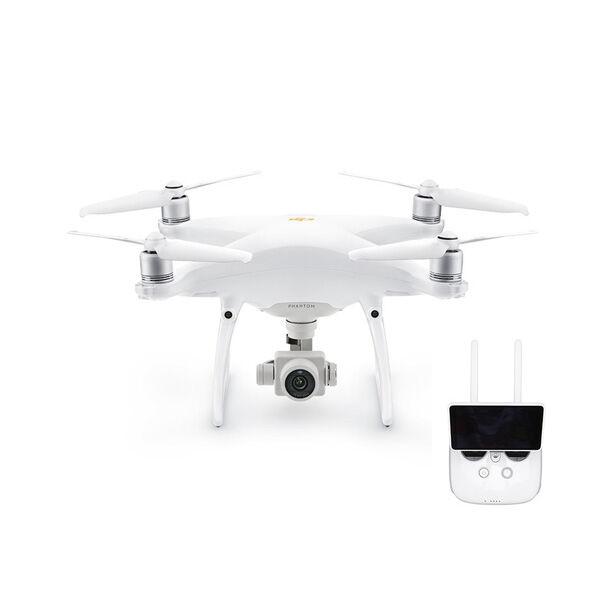 DJI Phantom 4 PRO+ V2.0 - Drone + Camera Gimbal 4K a 3 Assi