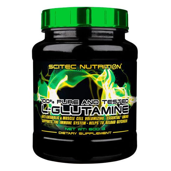 Scitec L-glutamine 600 g.