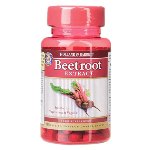 holland & barrett beetroot extract 90 cps