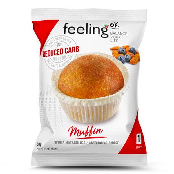 FeelingOK Muffin Proteico 50 g.