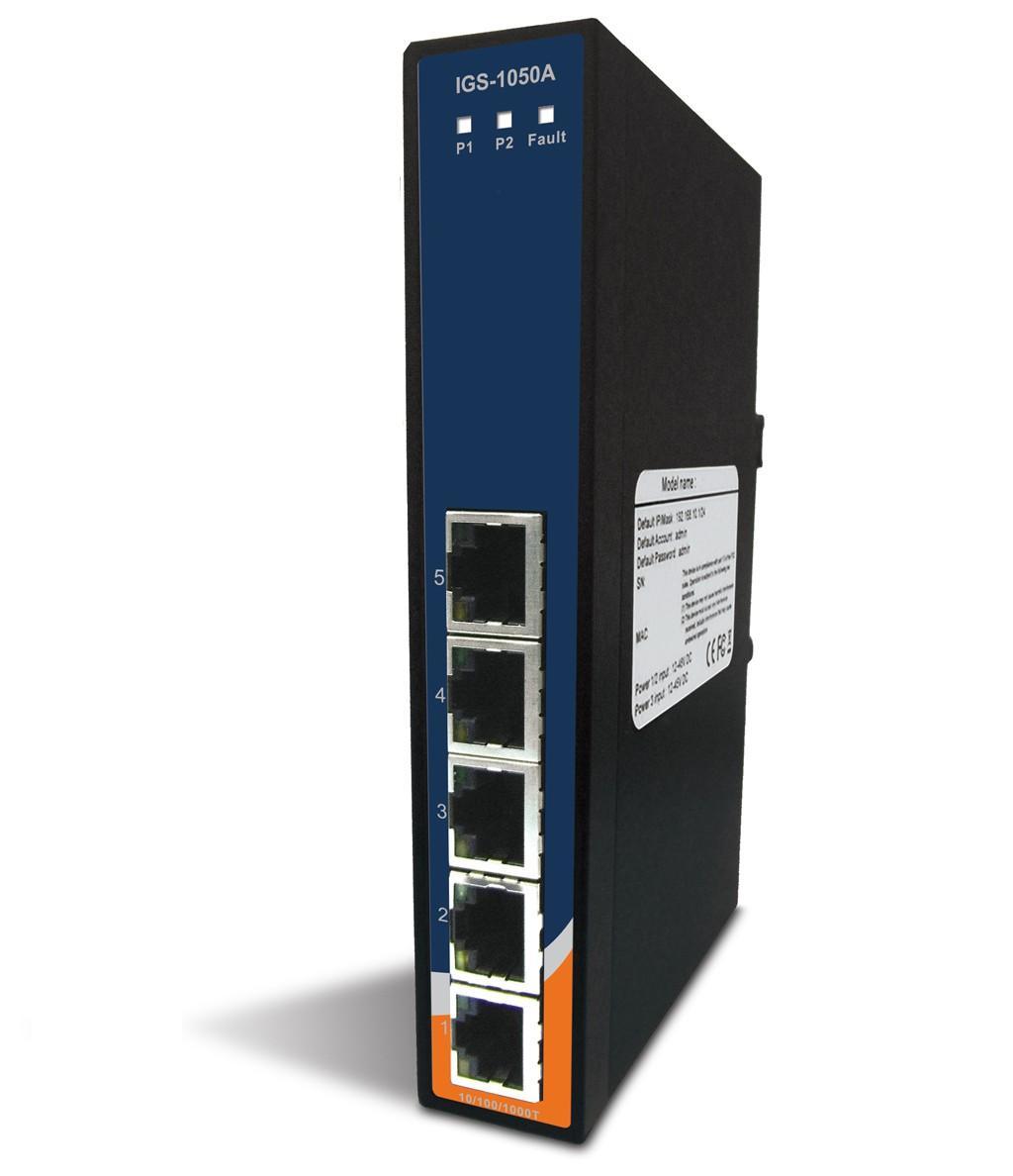 intellinet unmanaged ethernet switch gigabit 5 porte ...