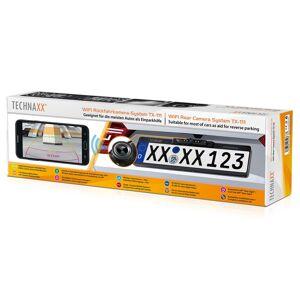 Technaxx Sistema di Telecamere WiFi per Retromarcia,TX-111
