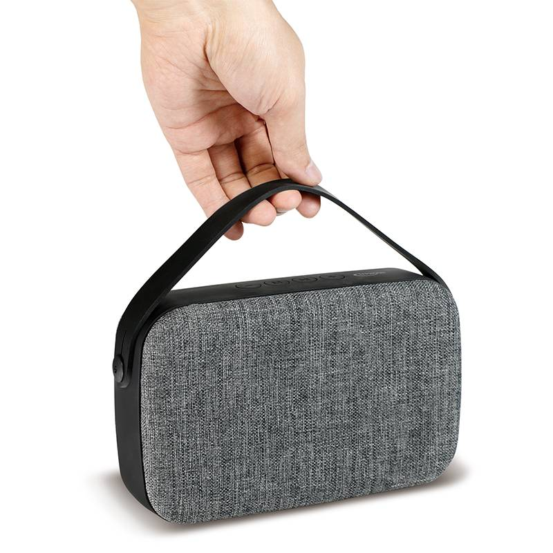 Logilink Altoparlante Bluetooth XL con Radio Lettore MP3 AUX-In TWS