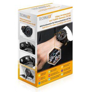 Technaxx Orologio da Polso con Fotocamera Integrata 2MP e Microfono, TX-93