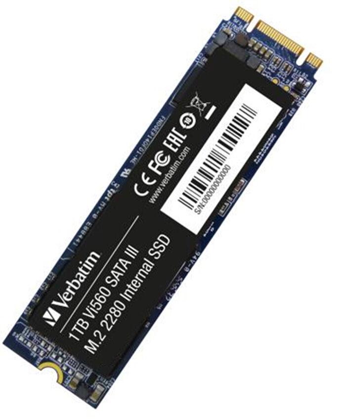 Verbatim SSD Vi560 Internal SATA III M.2 1TB