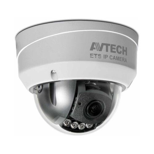 Avtech Telecamera Dome IP POE IR 5MP da Soffitto IP66