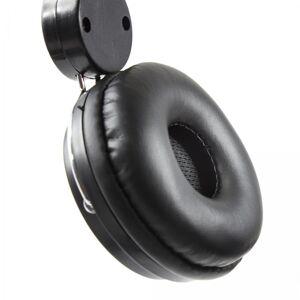 Sbox Cuffia multimediale HS-736 nera
