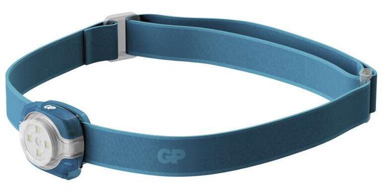 GP Batteries Lampada LED Frontale Everybody Azzurro CH31