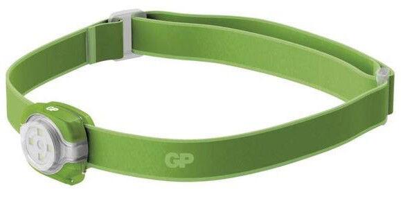 GP Batteries Lampada LED Frontale Everybody Verde CH31