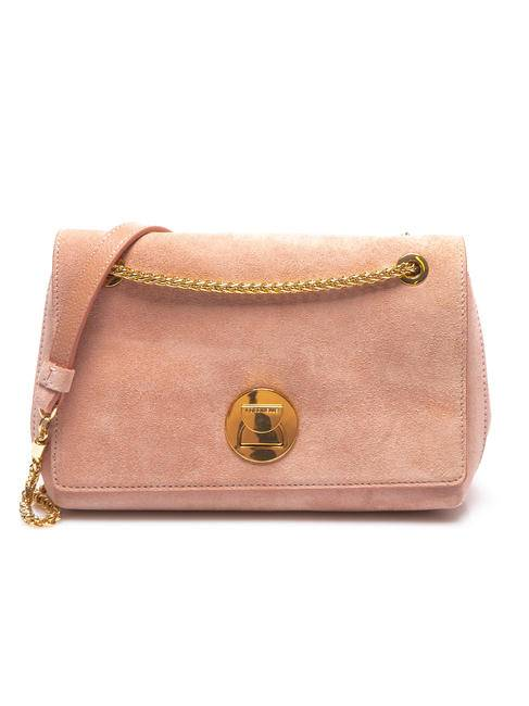 coccinelle liya mini bag in camoscio