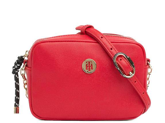 Tommy Hilfiger TH BUCKLE Mini bag a tracolla
