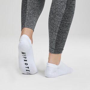 MP 여성용 발목 양말 (3팩) - 화이트 - UK 7-9