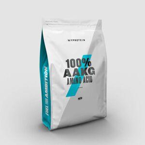 Myprotein 100% 아르기닌 알파 케토 글루타레이트 (AAKG) 아미노산 - 500g - 무맛