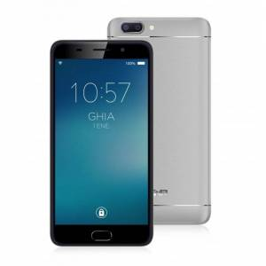 "Ghia Smartphone  ZEUS CEL-108 Plata/3G/5.5""/Android 7.0"