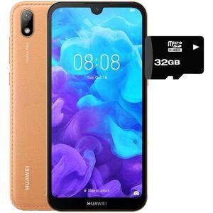 Huawei Celular  Y5 2019 32GB 2Gb ram + Micro SD 32gb Cafe