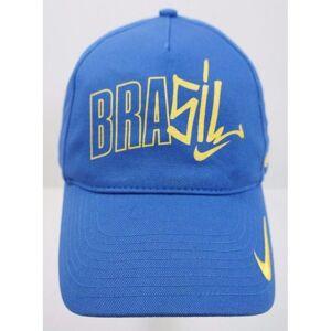Nike Gorra Nike De Brasil Azul 2018