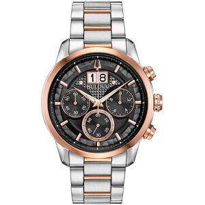 Bulova Reloj Bulova Sutton Chronograph 98b335 Time Square