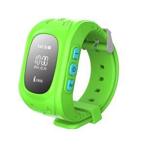 Gadgets One Reloj Localizador Smartwatch Gps Tracker Q50 Infantil - Verde