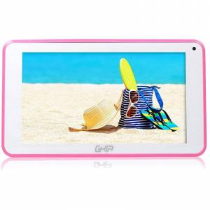 Ghia TABLET  AXIS 7 WIFI 1GB RAM 8GB D.D.  ANDROID 7 ROSA