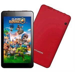 Hyundai Tablet  Koral 7W4X 1GB 16GB Android 9.0 Red HT0701W16R