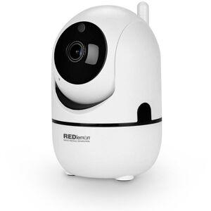 Redlemon Cámara Seguridad Wifi Hd Visión Nocturna 360° Y Cloud Storage