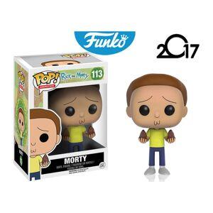 Funko Morty Funko Pop Rick And Morty Caricatura Animation Envio Gratis