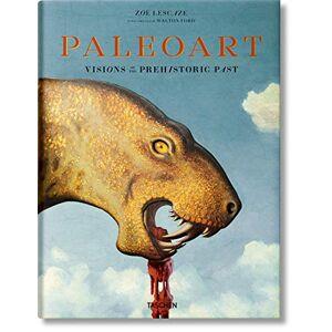 Lescaze, Zo Paleoart. Visions of the Prehistoric Past