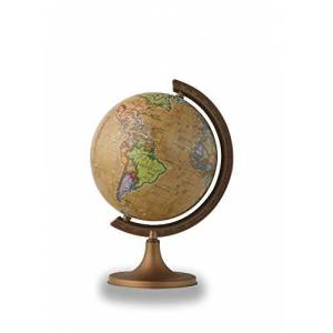 Insight Guides Globe Mini Antique Earth (Insight Globes)