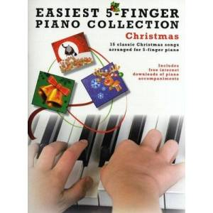 Unknown easiest-5-finger-piano-collect-christmas