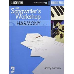 jimmy-kachulis The Songwriters Workshop By Kachulis Jimmy Feist Jonathan