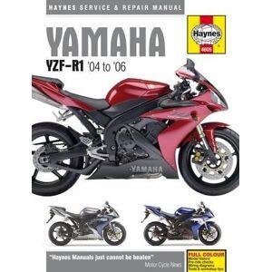 Editors of Haynes Manuals Yamaha: Yzf-R1 '04 to '06