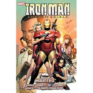 Iron Man: Haunted (Iron Man: Director of S.H.I.E.L.D.) (English Edition)