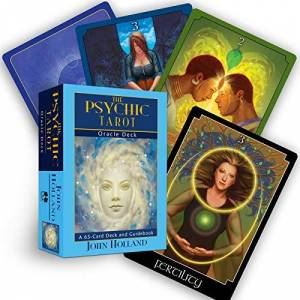 John Holland The Psychic Tarot: Oracle Deck