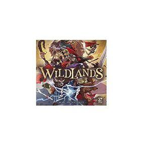 Wallace, Martin Wildlands: Four-player core set