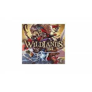 Wallace, Martin Wildlands: Four-player core set