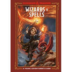 Zub, Jim Wizards & Spells (Dungeons & Dragons): A Young Adventurer's Guide