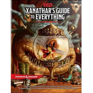 Wizards RPG Team Xanathar's Guide to Everything