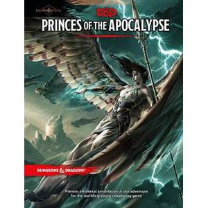 Wizards RPG Team Princes of the Apocalypse