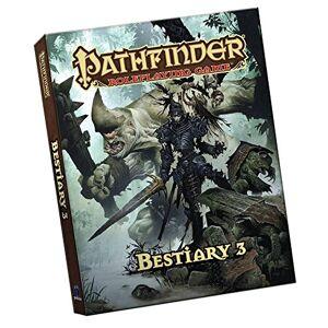 Paizo Publishing Pathfinder Roleplaying Game: Bestiary 3 Pocket Edition;Pathfinder