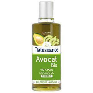 LIAOMGGD NATESSANCE Nourishing Organic Avocado Oil 100 ml Pack of 2