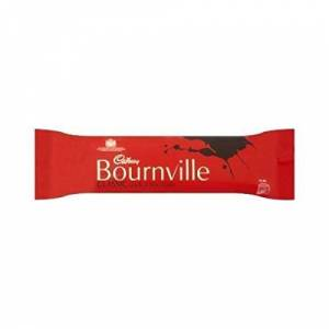 Cadbury Bournville Chocolate Oscuro  36 unidades x 45 g
