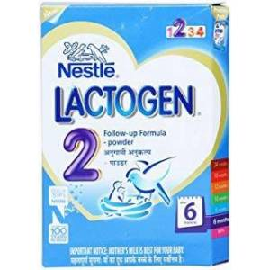 USA Nestle Lactogen Stage 2 (After 6 Months) Follow-up Formula Powder 400g (Faster Shipping Service)