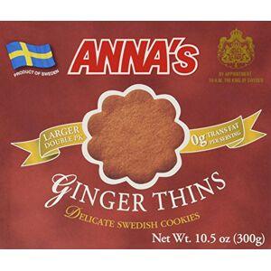 Anna's Delicadas galletas suecas, 10.5 oz