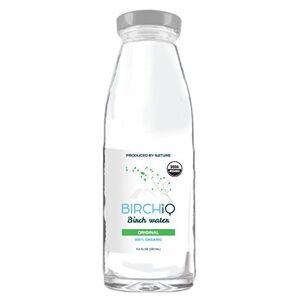BIRCHIQ Agua de abedul 100 % orgánica (savia de árbol de cerveza)